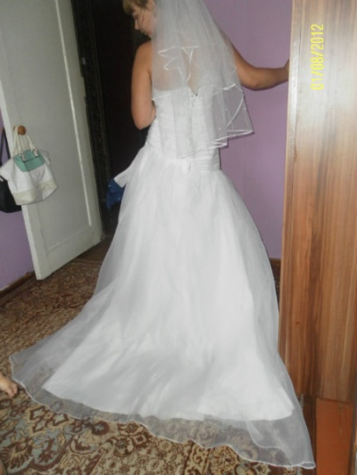 Свадебные платья в сызрани и цены